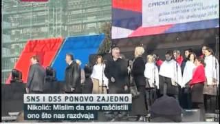 Nikolić i Koštunica dogovorili saradnju
