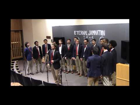 Losing My Mind-Sondheim| Fall Jam 2017 | Harvard Glee Club Lite