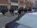Protests erupt following Trump inauguration