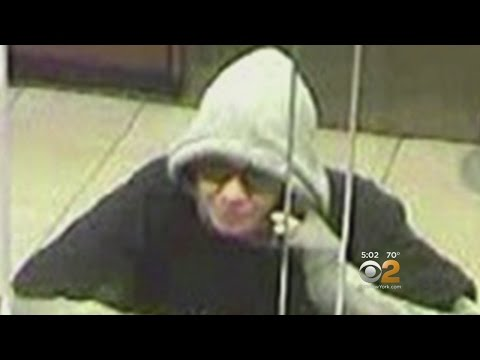 Bronx Bank Robbery Spree