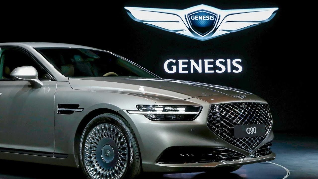 2020 Genesis G90 The Most Luxurious Korean Car Ever Youtube