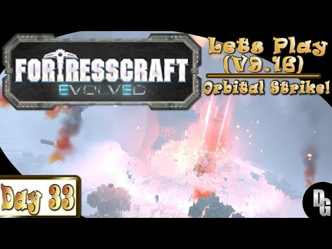 FortressCraft Evolved! ►Let's Play Episode 33 ► Starbase Ready to Strike! (1440p)