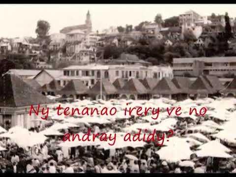 HARENA SAROBIDY(Lyrics)--Naly RAKOTOFIRINGA