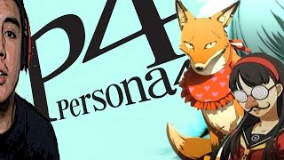 MYSTERIOUS FOX & SOCIAL LINKS | Persona 4 [10]