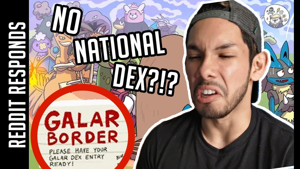 Reddit Responds To Pokemon S National Dex Crisis Youtube