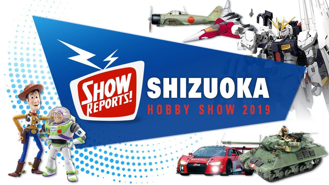 Shizuoka Hobby Show 2020.Shizuoka Hobby Show 2019 Report