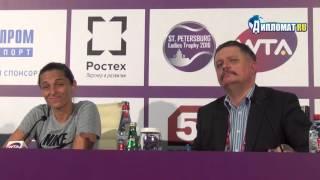 St. Petersburg Ladies Trophy. Roberta Vinci