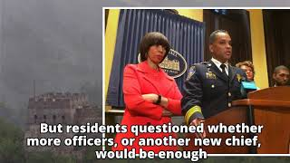 Baltimore Fires Another Police Commissioner, After Record High Murder Rate