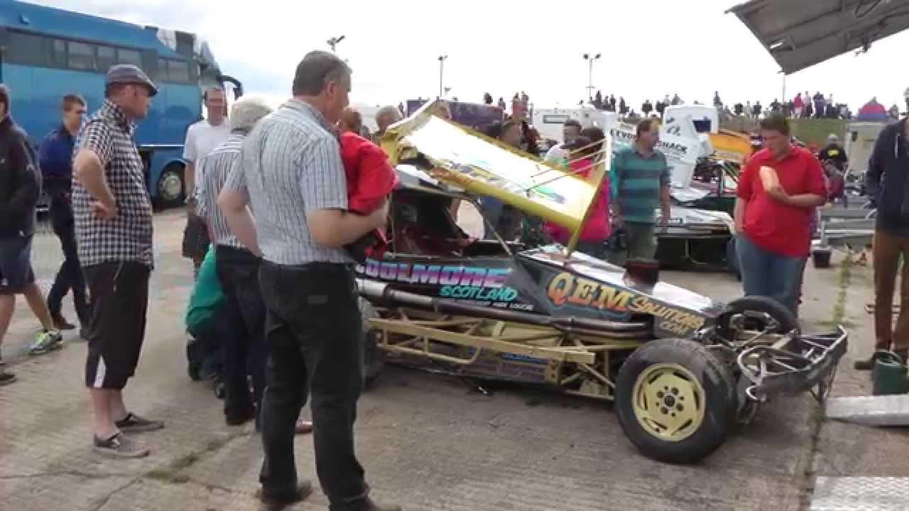 Stock Car Racing Devon
