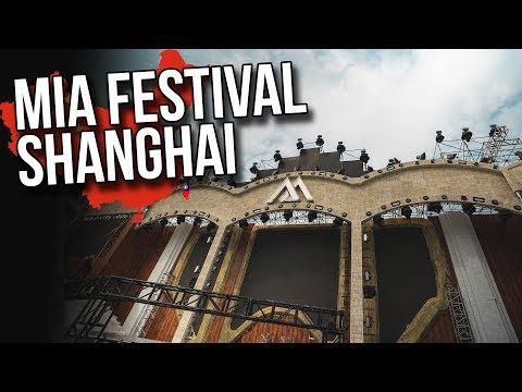 Designing a Show in Shanghai - MIA Festival Part 1