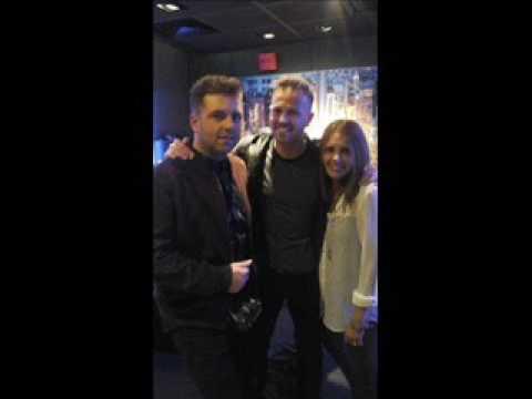 Markus Feehily @The Nicky Byrne Show (Oct 13,2015)