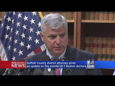 DA: Suspect In South Boston Murders Had Replica Firearm
