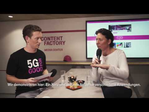 Social Media Post: Technology, Tapas, Telekom – Brain Bites from Barcelona: 5G