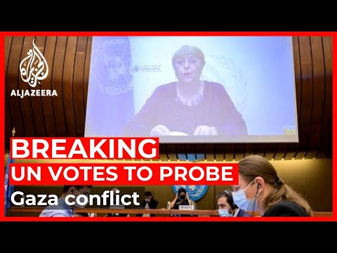 UN rights council to investigate crimes during Gaza conflict