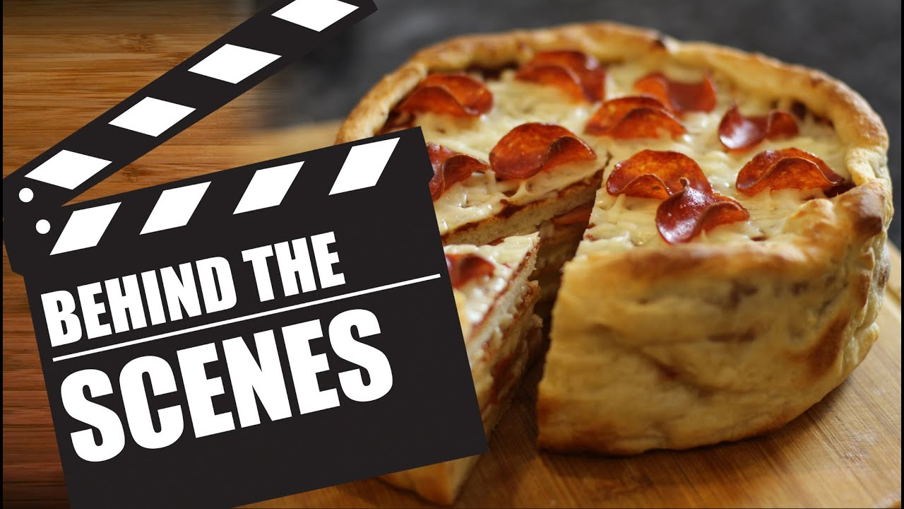 Behind The Scenes Pillsbury Pepperoni Pizza Cake Recipe