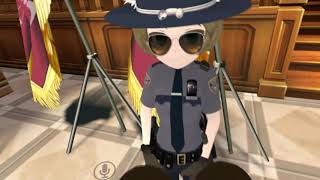 {VrChat} The Popeyes' Court Case (Funny Moments)