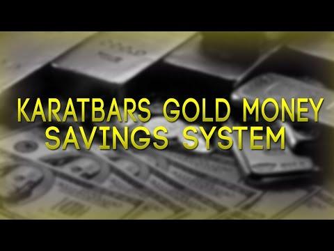 Karatbars International Gold Money Savings System