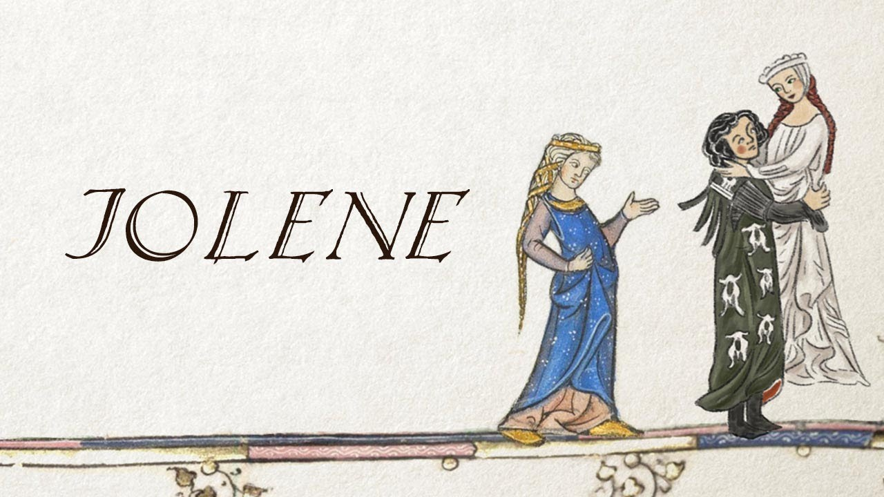 """A medieval-style—aka """"bardcore""""—cover of Dolly Parton's """"Jolene."""""""