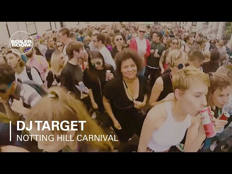 DJ Target Boiler Room x Deviation x Guinness Notting Hill Carnival 2016 DJ Set