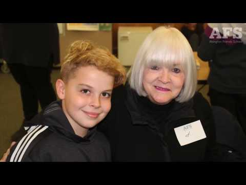Abington Friends School Grandparents & Special Friends Day