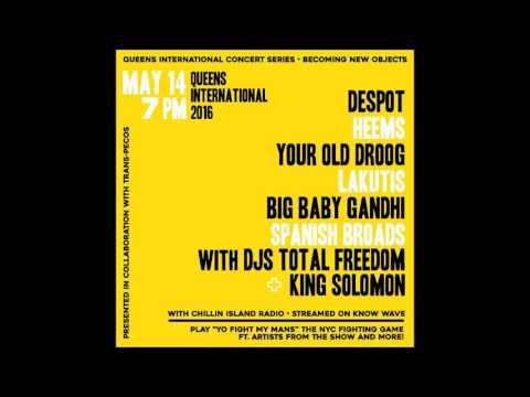 Despot - Untitled (More Money Than God) (Live)