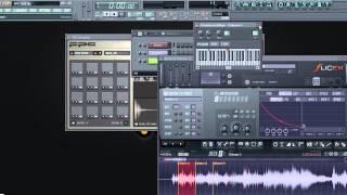 fl studio using the fpc seasonz trs
