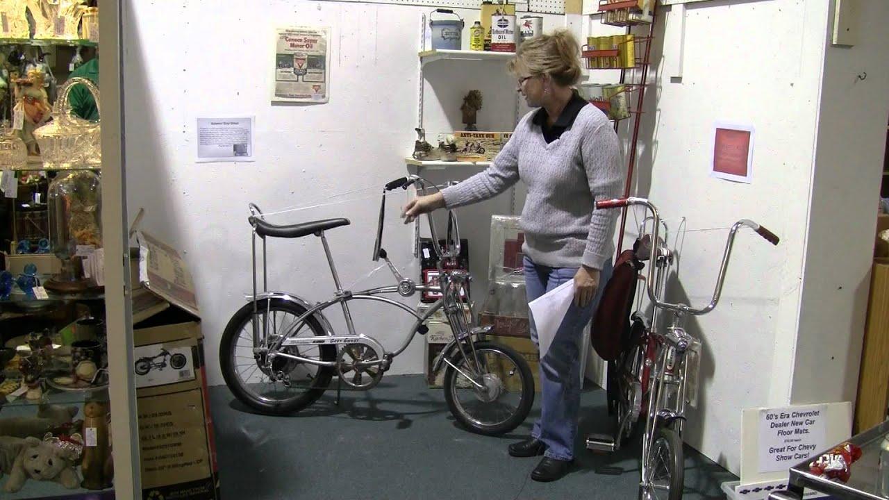 09a6b38325a Schwinn Grey Ghost Bike - YouTube