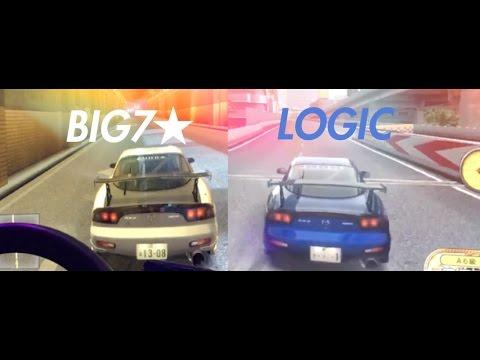 【生放送】BIG7★ & Logic視点 C1 対戦動画