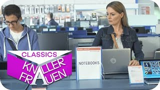 Neues Tablet | Knallerfrauen mit Martina Hill