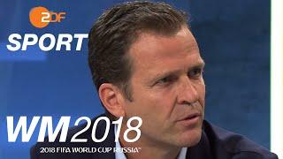 Bierhoff zum Özil-Zitat: