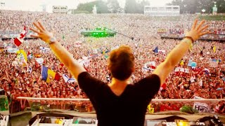 Hardwell - Spaceman #17 at The Tomorrowland Top 1000 Anthems
