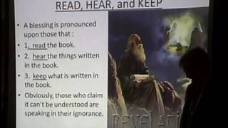 Revelation 1: Pictures of Christ-Pastor Bill Hughes