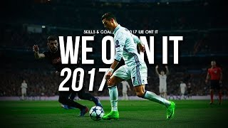 Repeat youtube video Cristiano Ronaldo - We Own It   Skills & Goals   Fast And Furious   2017