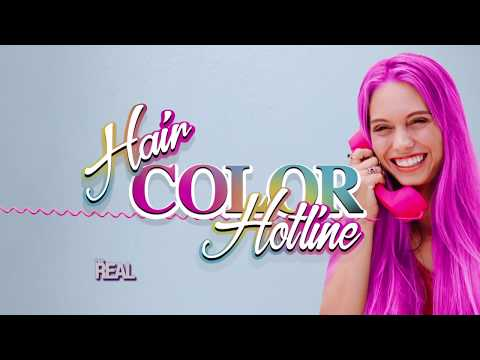 Hair Color Hotline with Kelly Osbourne