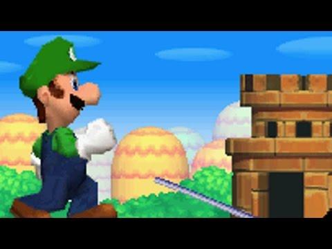 Download Youtube: New Super Luigi Bros DS Walkthrough - Part 1 - World 1