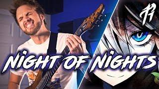 NIGHT OF NIGHTS (Flowering Night)    Metal Cover by RichaadEB