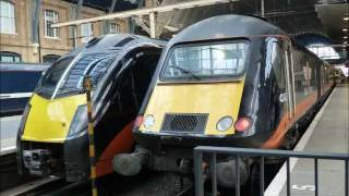 Grand Central Class 180 Zephyr & Class 43 HST London King
