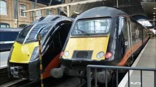 Grand Central Class 180 Zephyr & Class 43 HST London King