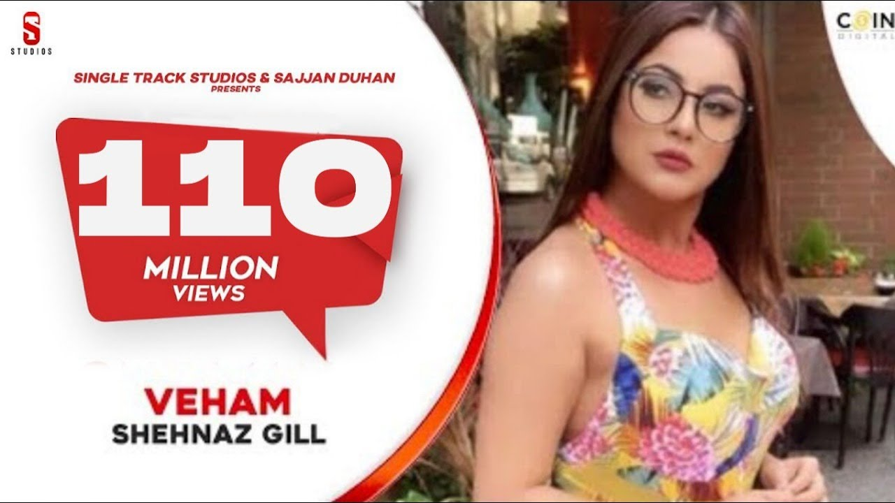 VEHAM - Full Video Song | Shehnaz Gill, Laddi gill | Punjabi Songs 2019| Ditto Music| St Studio