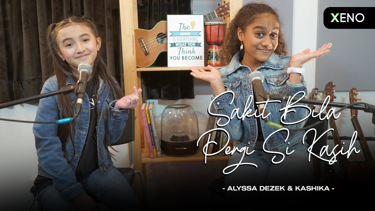 Alyssa Dezek feat. Kashika - Sakit Bila Pergi Si Kasih