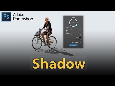 Shadow - Best Extension For Photoshop