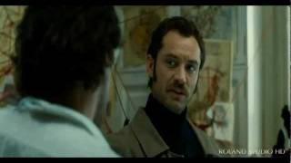 Sherlock Holmes 2 - Árnyjáték Magyar Szinkronos Bemutató#2  720p HD [RS]