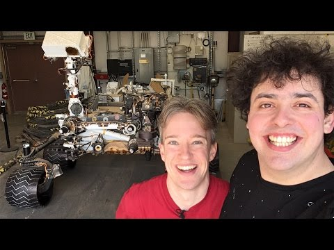 How We Got Into The Jet Propulsion Laboratory