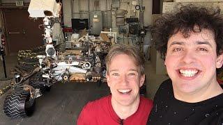 How We Got Into The Jet Propulsion Laboratory