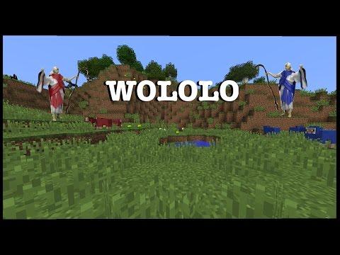 Minecraft : WOLOLO