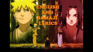 『BROKEN YOUTH』 LYRICS || NICO TOUCHES THE WALLS || NARUTO SHIPPUUDEN ED 6 ||ROMAJI AND ENGLISH LYRIC