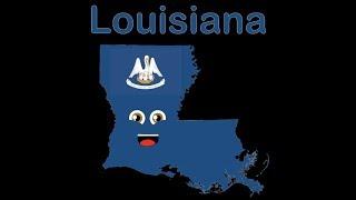 Louisiana/Louisiana Geography/Louisiana Parishes Song