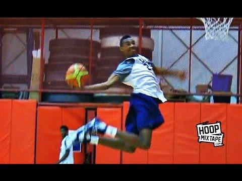 High School Freshmen Put NBA Dunk Contest on Watch