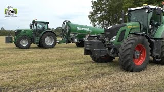 Strip- Till- methode - demonstratie mest voor maïs in DLD Trekkerweb