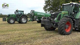 Strip- Till- methode - demonstratie mest voor maïs in DLD Trekkerweb